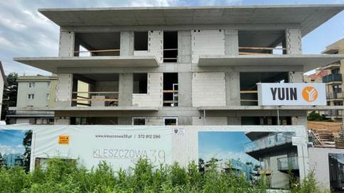 Kleszczowa 39 - Dziennik Budowy